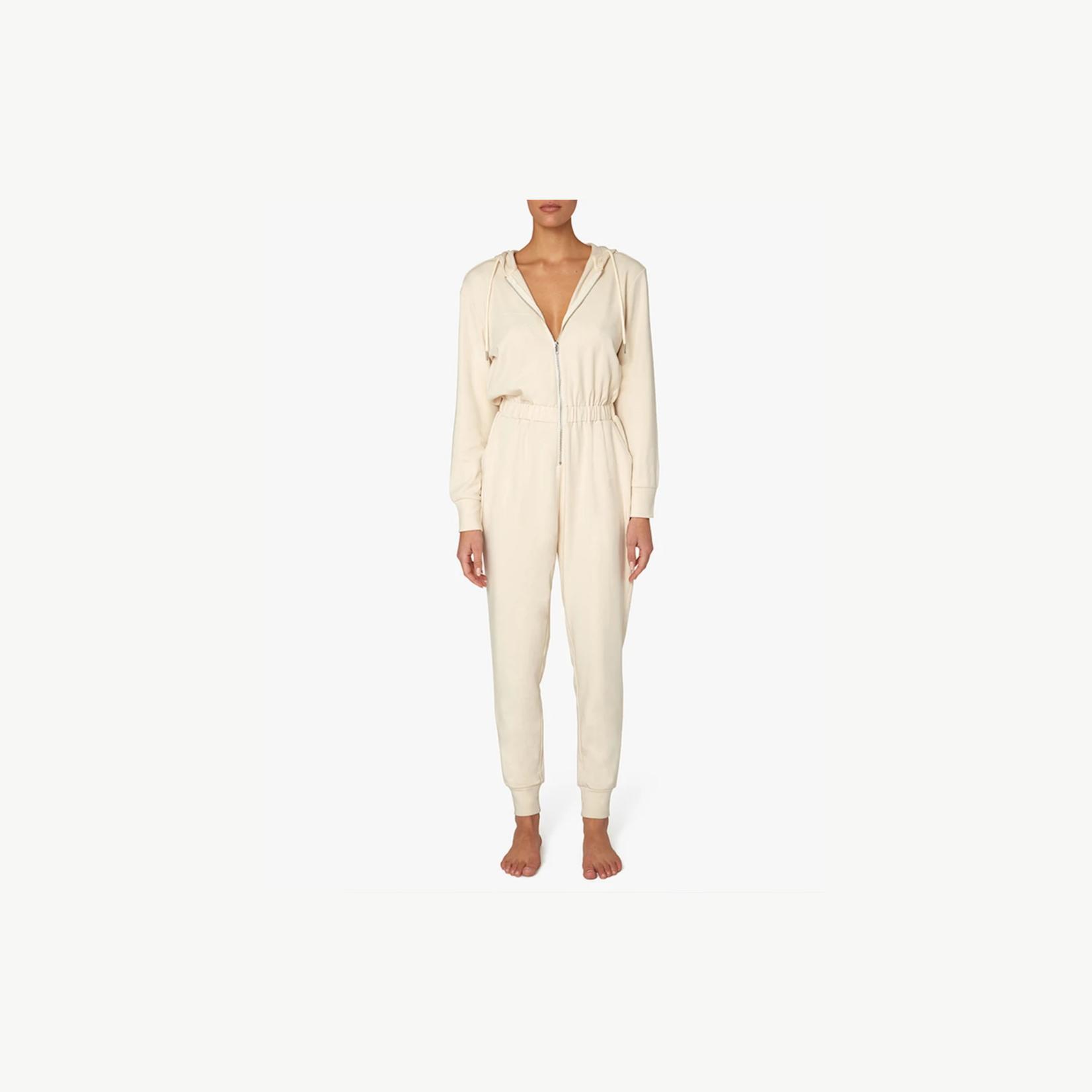 Shop WeWoreWhat Leisure Suit Cream
