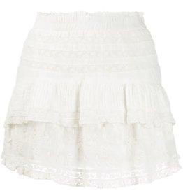 LoveShackFancy Adelia Skirt L