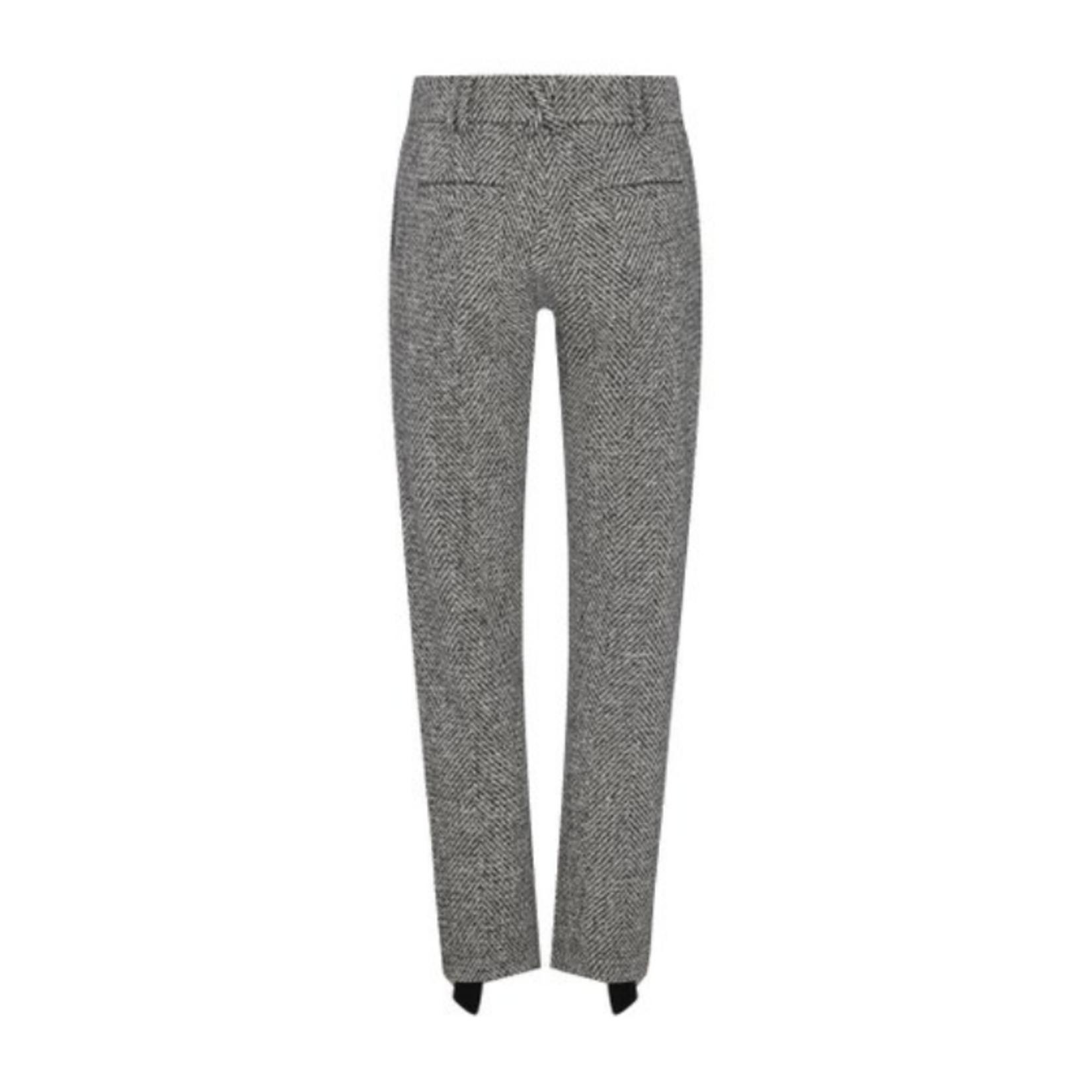 Aje Rebellion Tweed Trouser