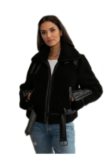 DH New York Alison Jacket Onyx