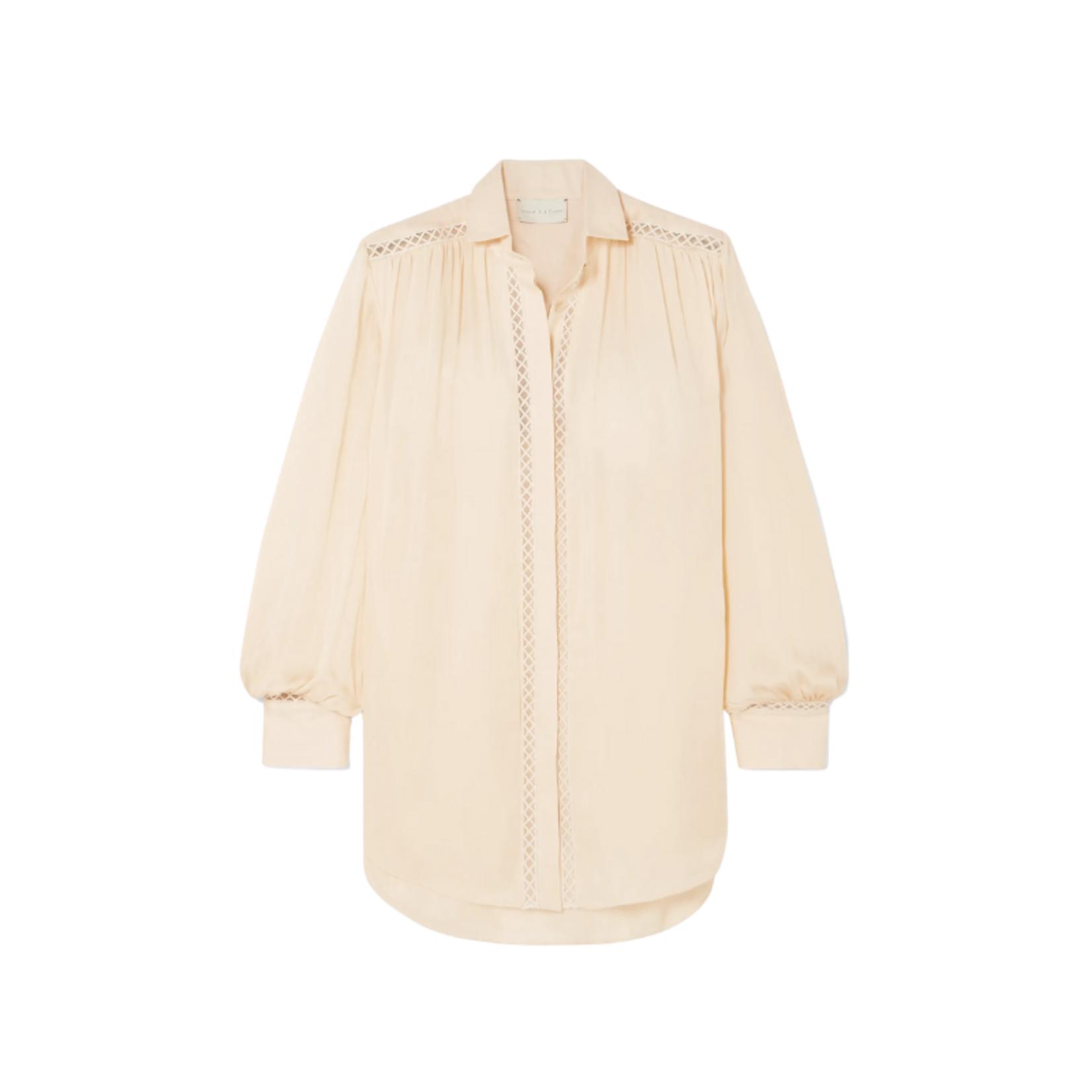 Arjé Celia Silk Shirt