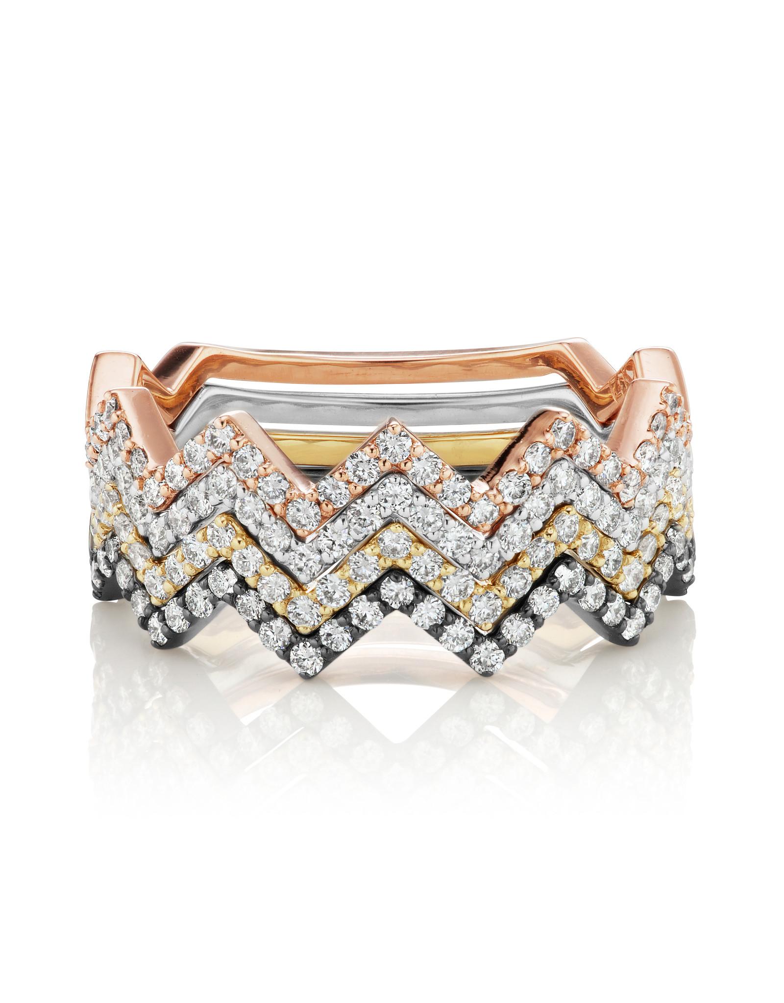 KBH Jewels Diamond Wonder Women Ring