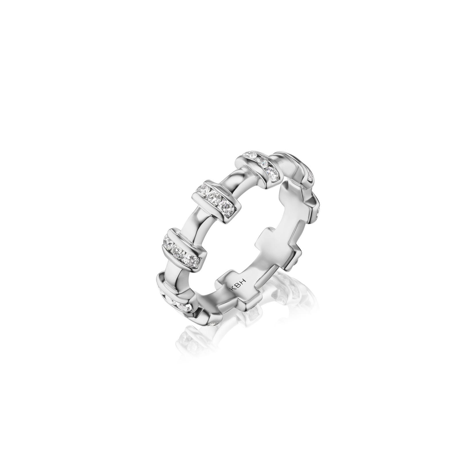 KBH Jewels Queen Stack Ring