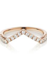 KBH Jewels Diamond Crown Ring