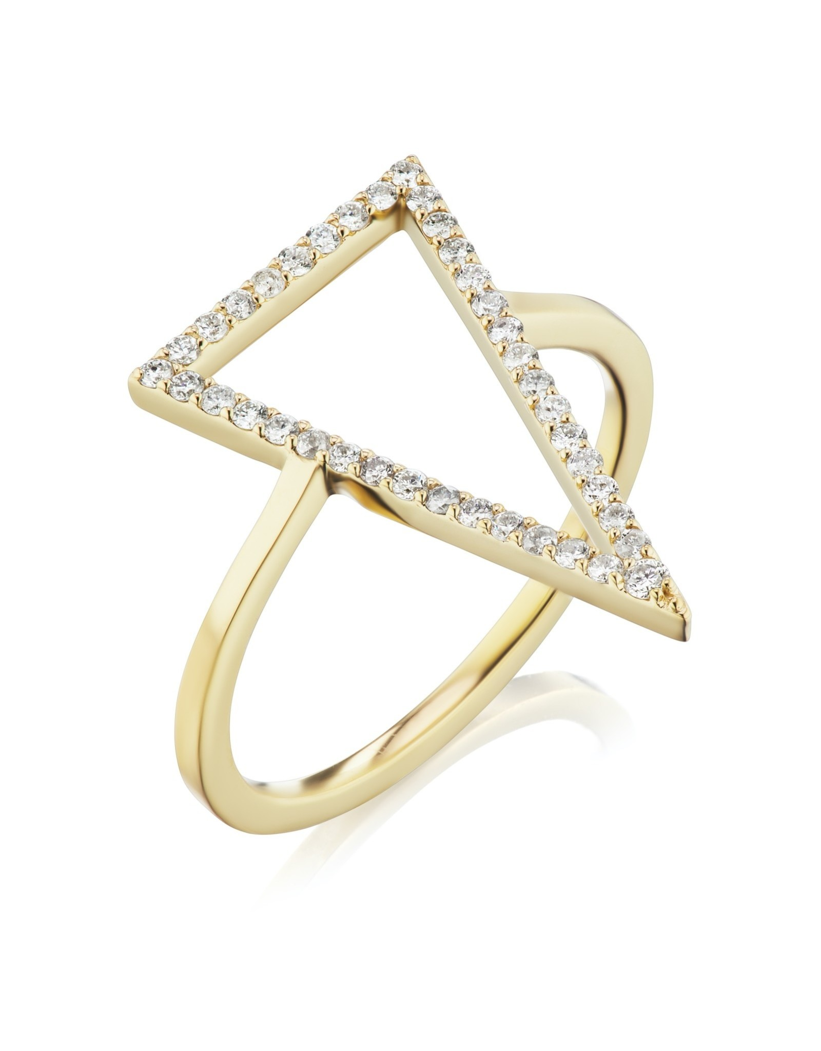 KBH Jewels Diamond Arrow Rings