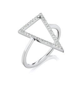 KBH Jewels Diamond Arrow Ring