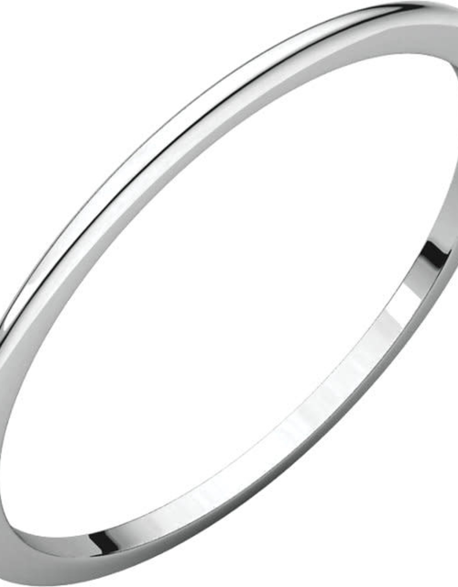 KBH Jewels Reclaimed Split Ring 1mm