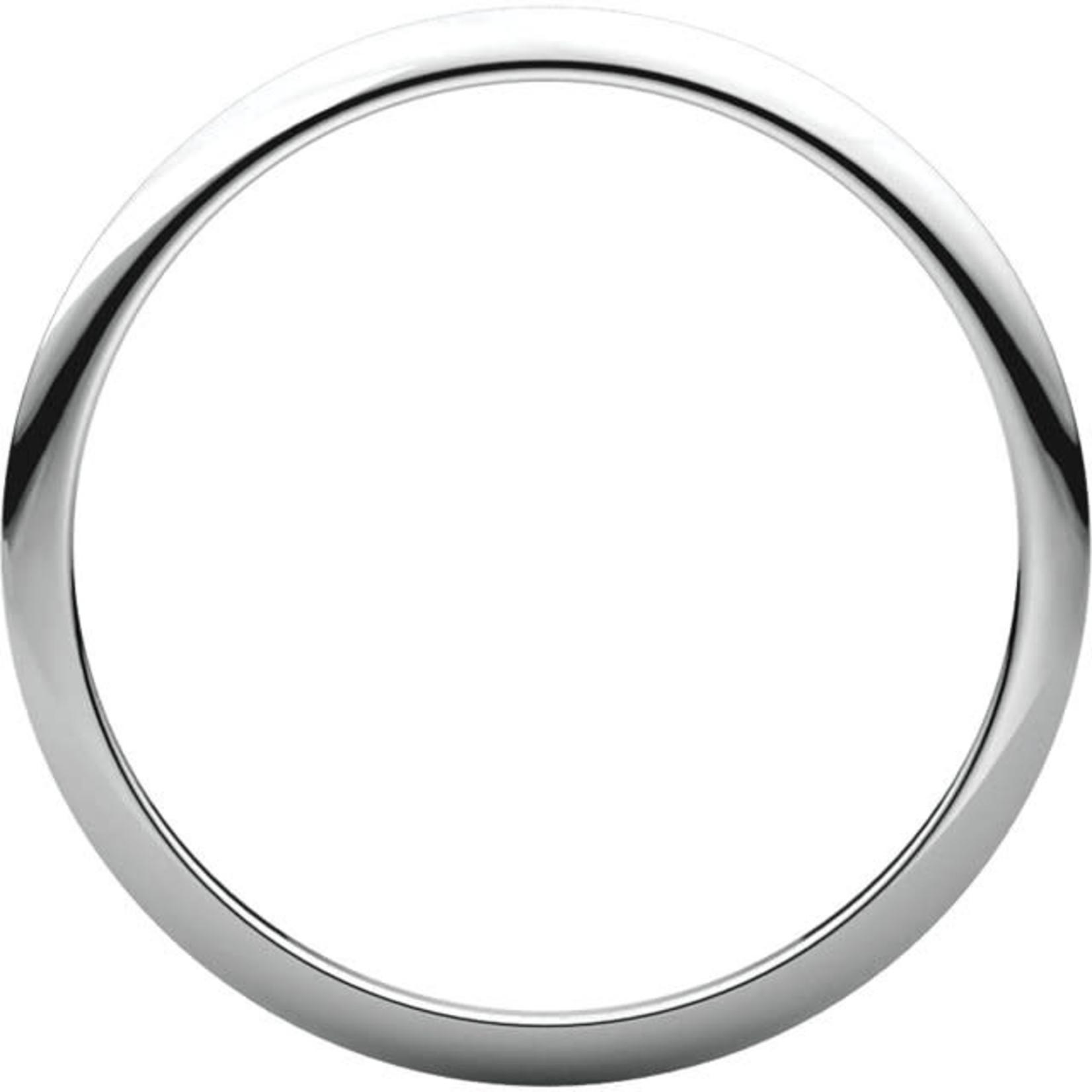 KBH Jewels Reclaimed Split Ring 1mm