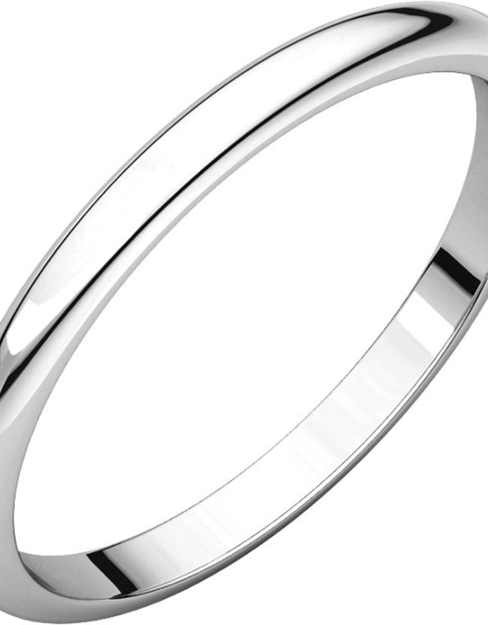 KBH Jewels Reclaimed Classic Ring 2mm