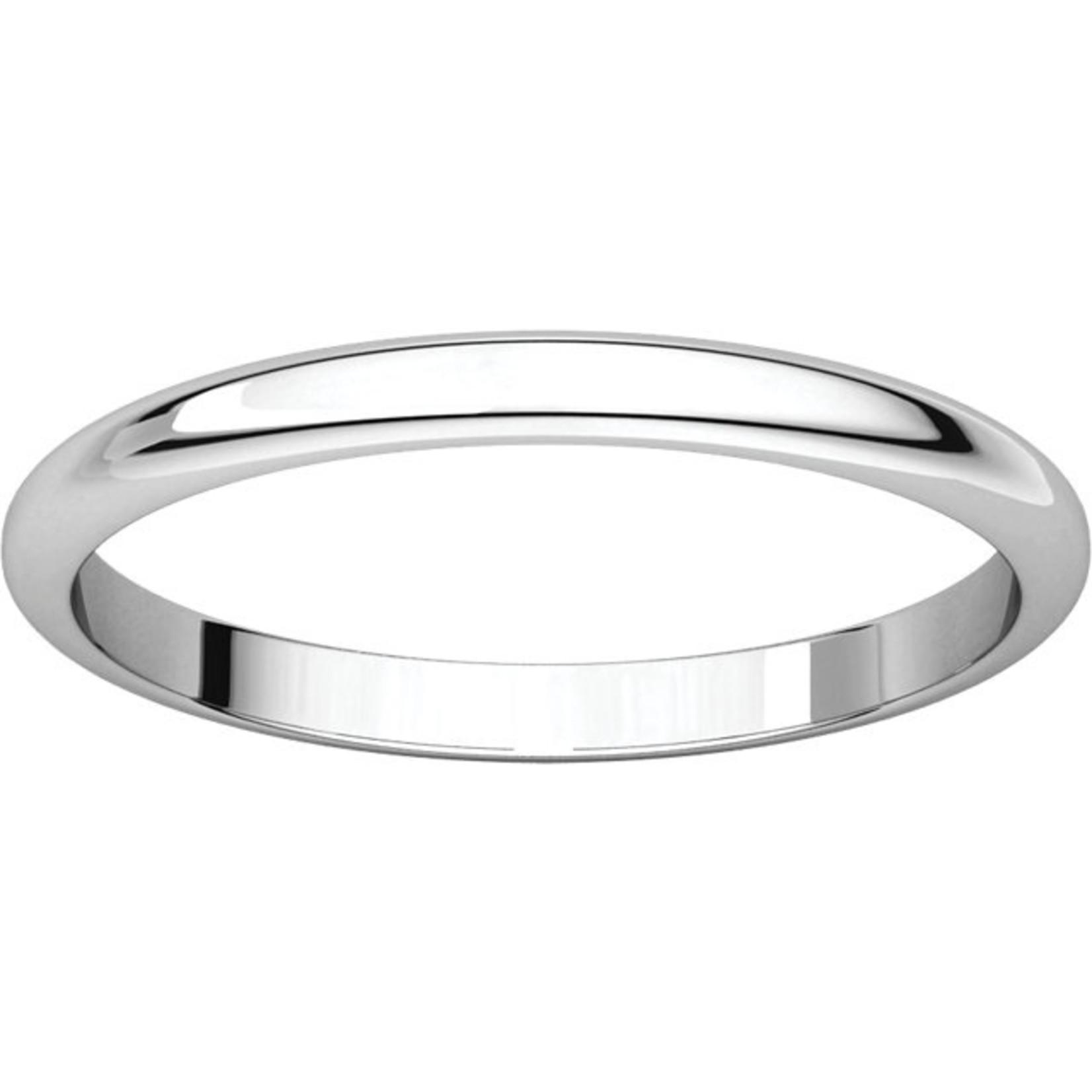 KBH Jewels Reclaimed Classic Ring 2mm