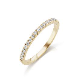 KBH Jewels Diamond Split Band Ring