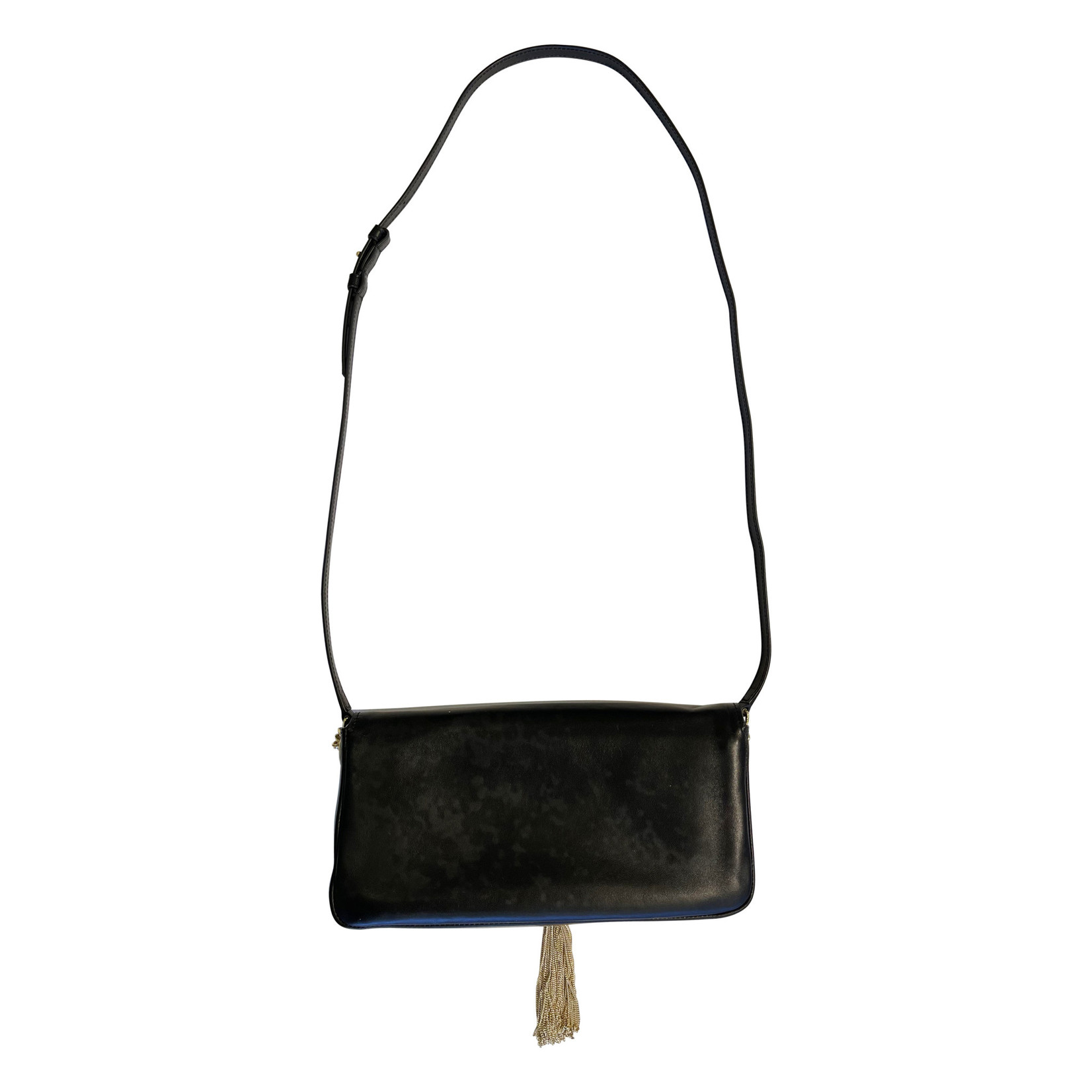 Wyld Blue Saint Laurent Tassel Bag