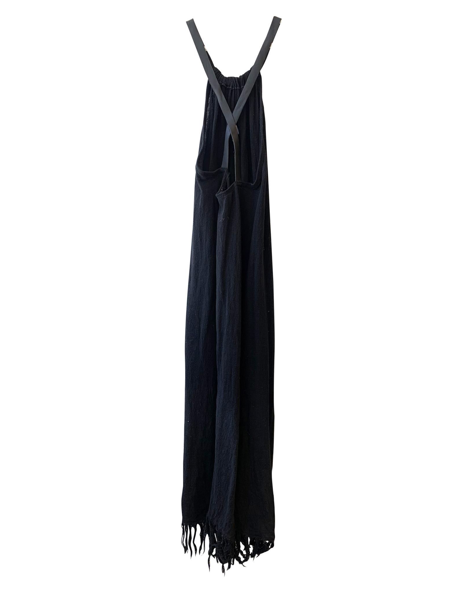 La Troupe Vestido Barbara Black
