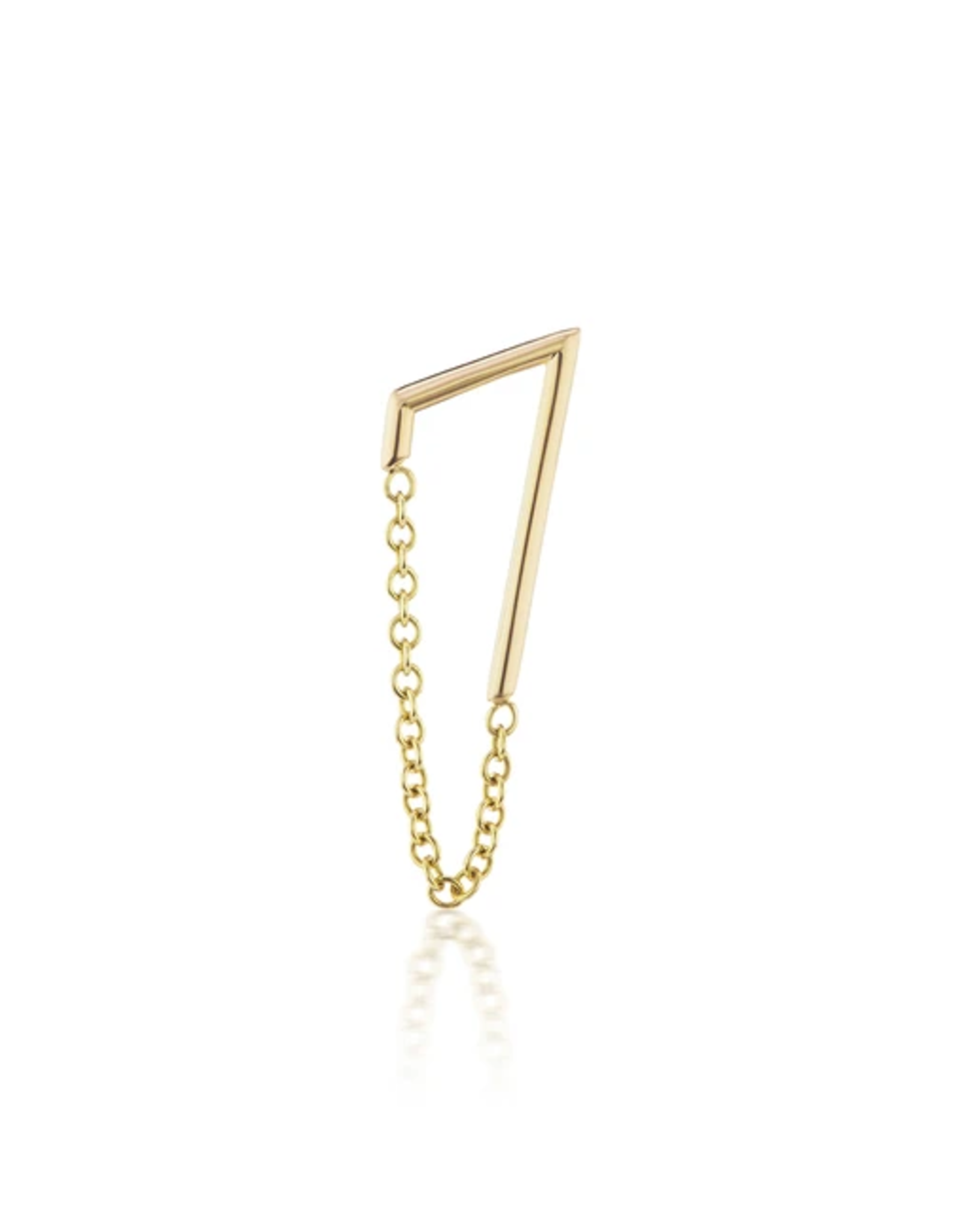 KBH Jewels Mini Reclaimed Gold Lucky 7 Singles