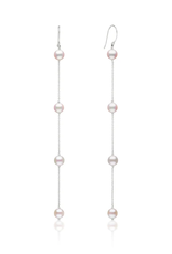 KBH Jewels Akoya Pearl Drop Earrings