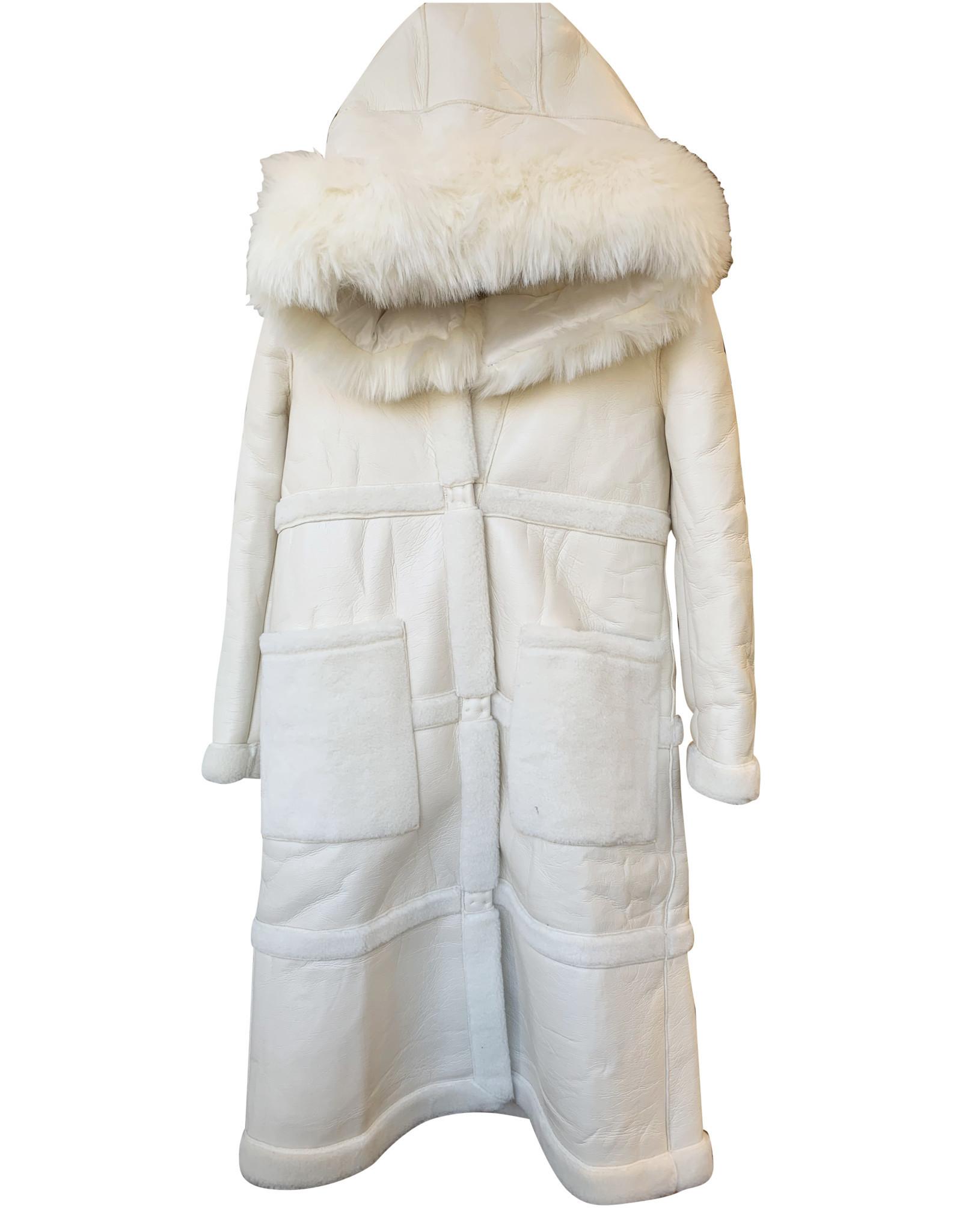 Wyld Blue Aspen Coat