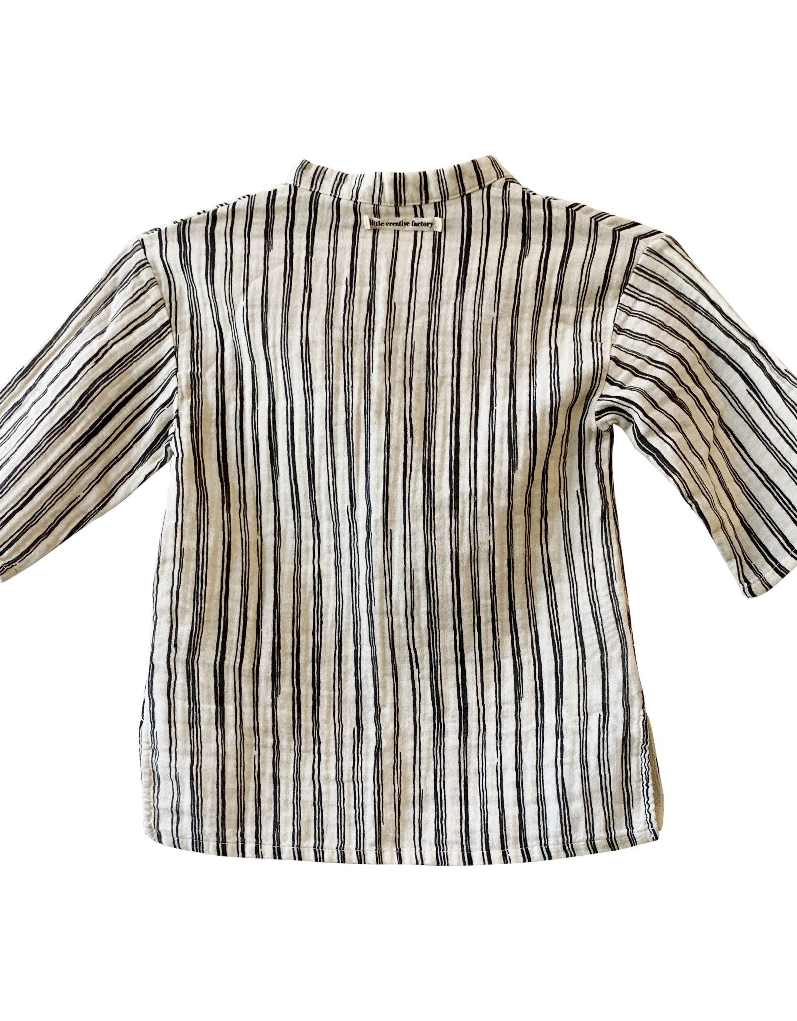 Little Creative Factory Bamboo Striped Long Sleeve Shirt
