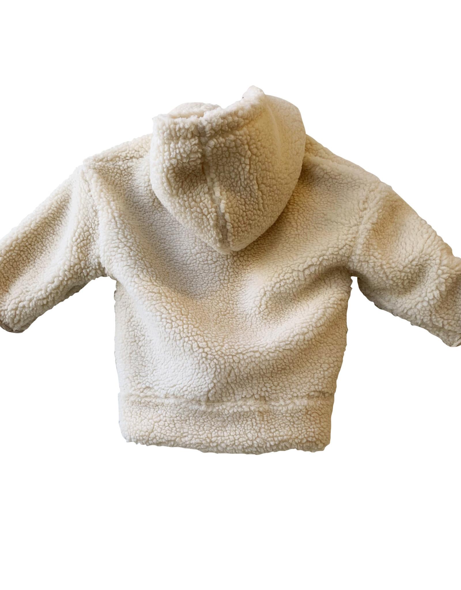 Wyld Blue Kids Kid's Teddy Coat