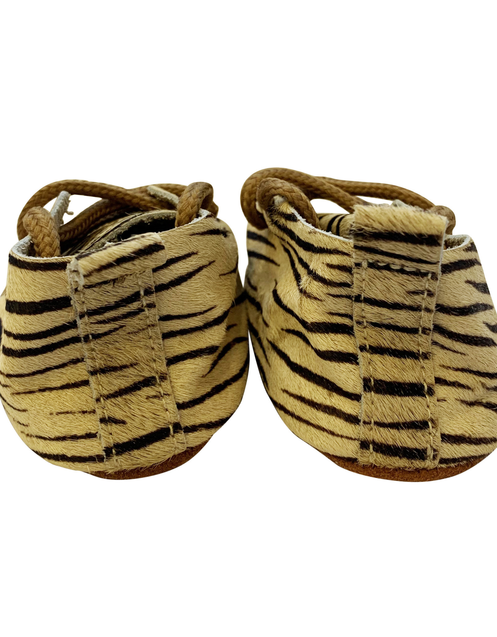 Wyld Blue Kids Baby Tiger Shoes