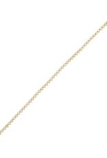 Adinas Diamond Bezel Tennis Bracelet 14k