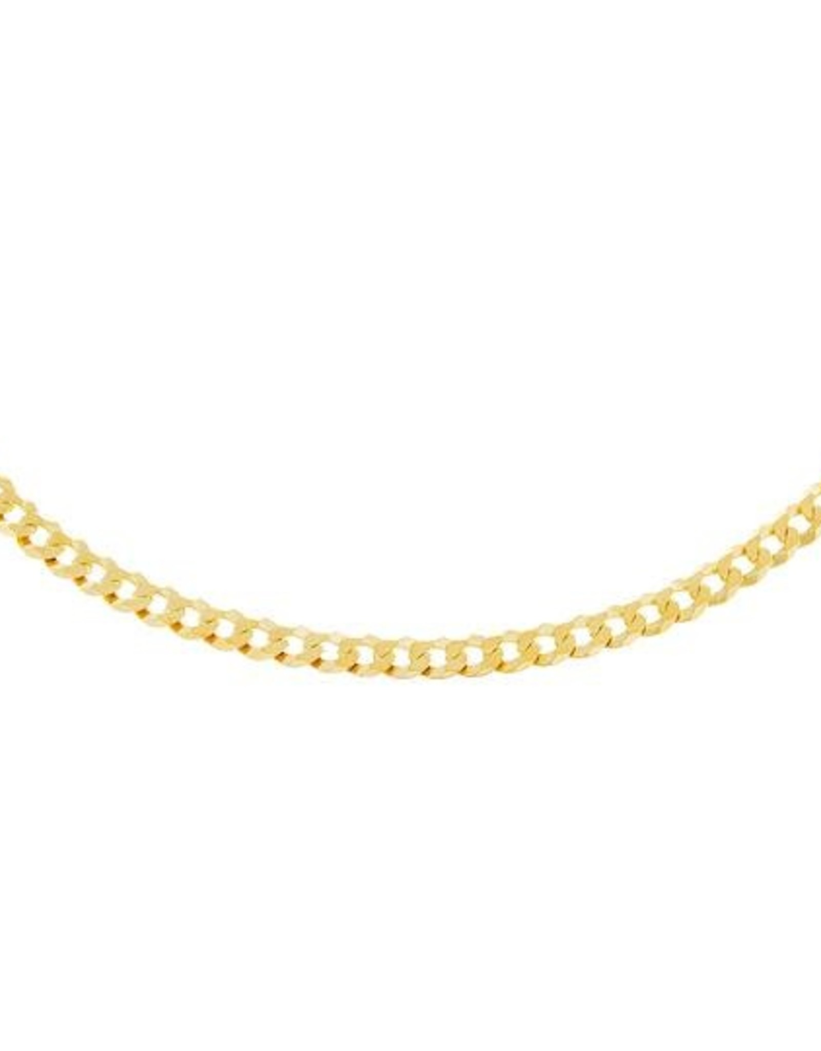 Adinas Extra Flat Cuban Chain Necklace