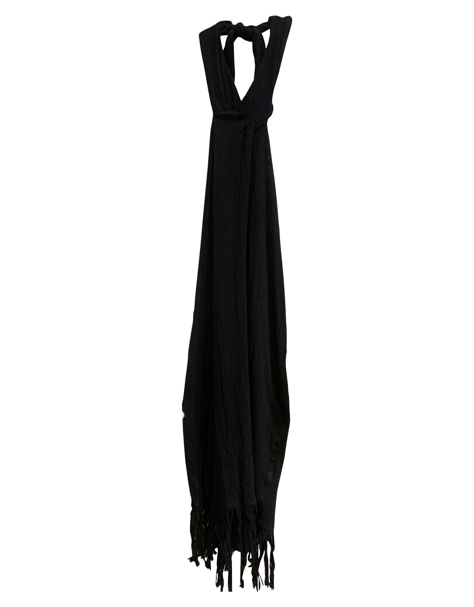 La Troupe Vestido Cisne Black