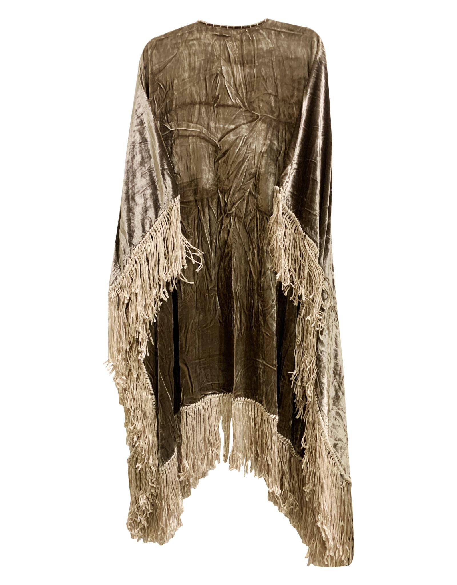 La Troupe Kimono Copal Ash