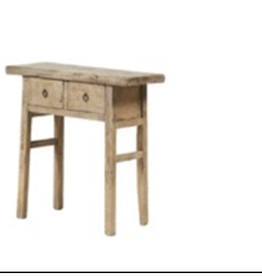 Wyld Blue Home Side Table