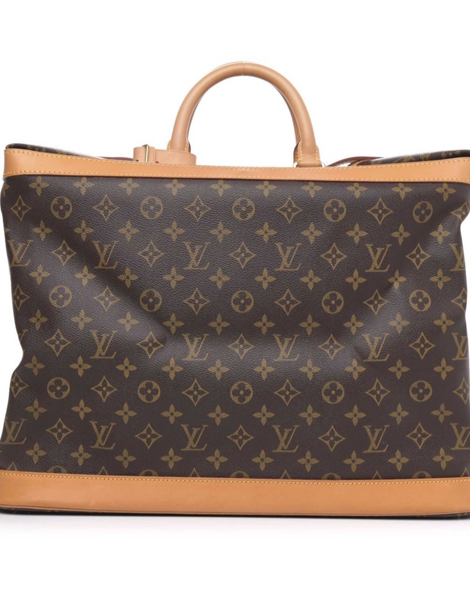 Wyld Blue Vintage Louis Vuitton Luggage Bag