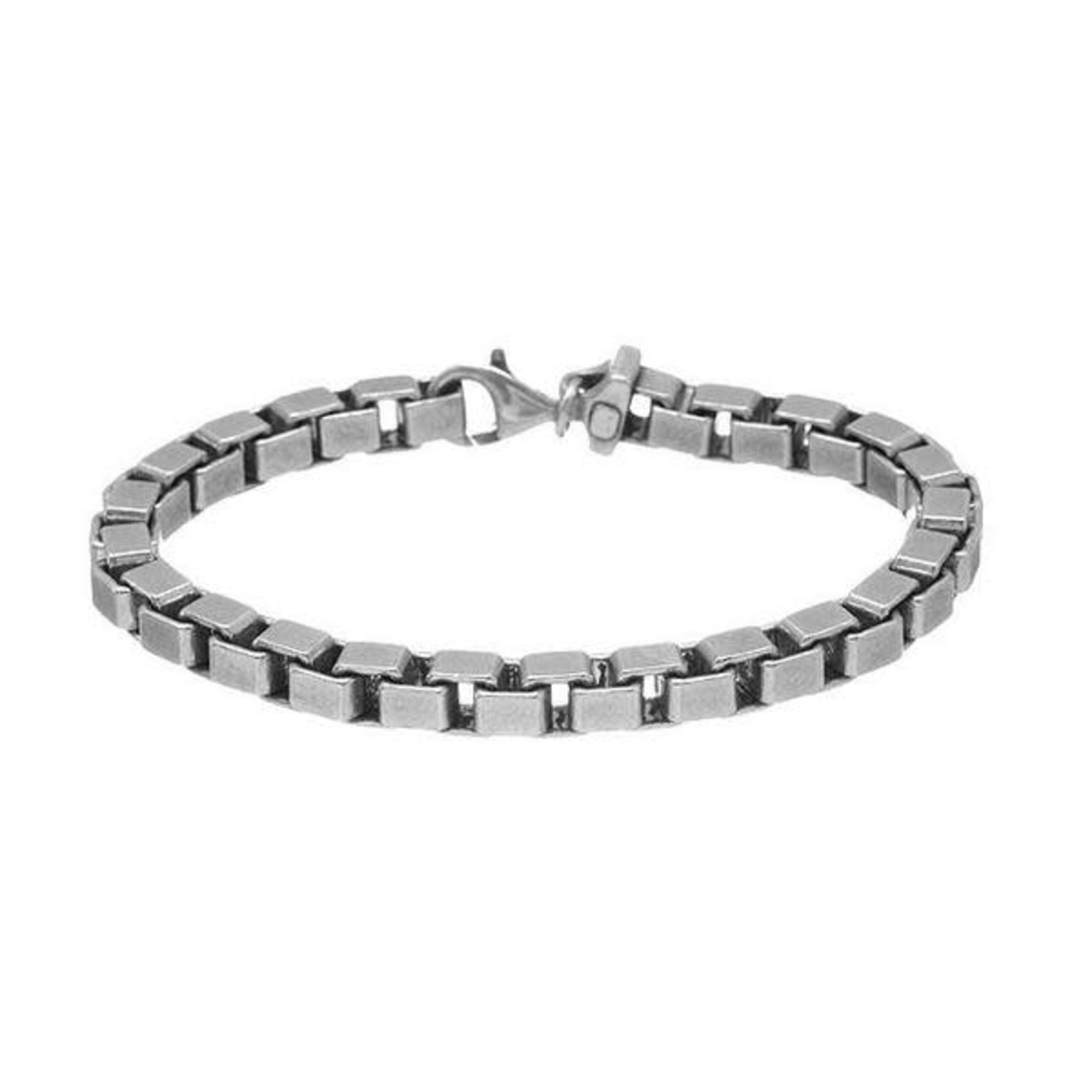 Buck Palmer Box Chain Bracelet