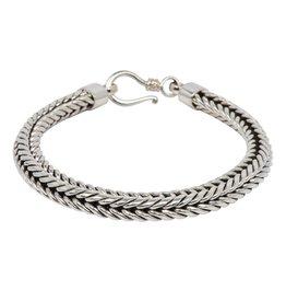 Buck Palmer Snake Skin Bracelet