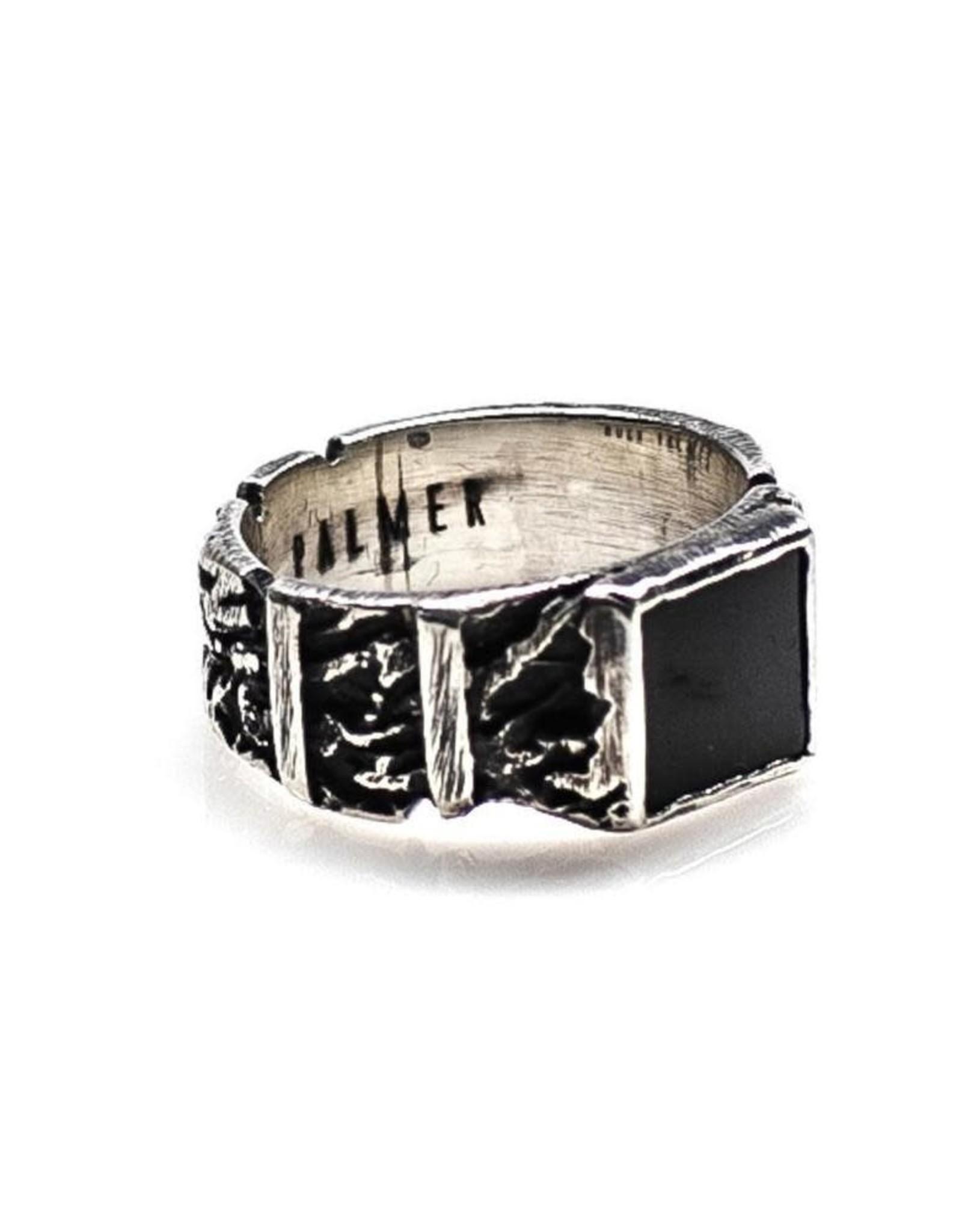 Buck Palmer Onyx Bijou Ring