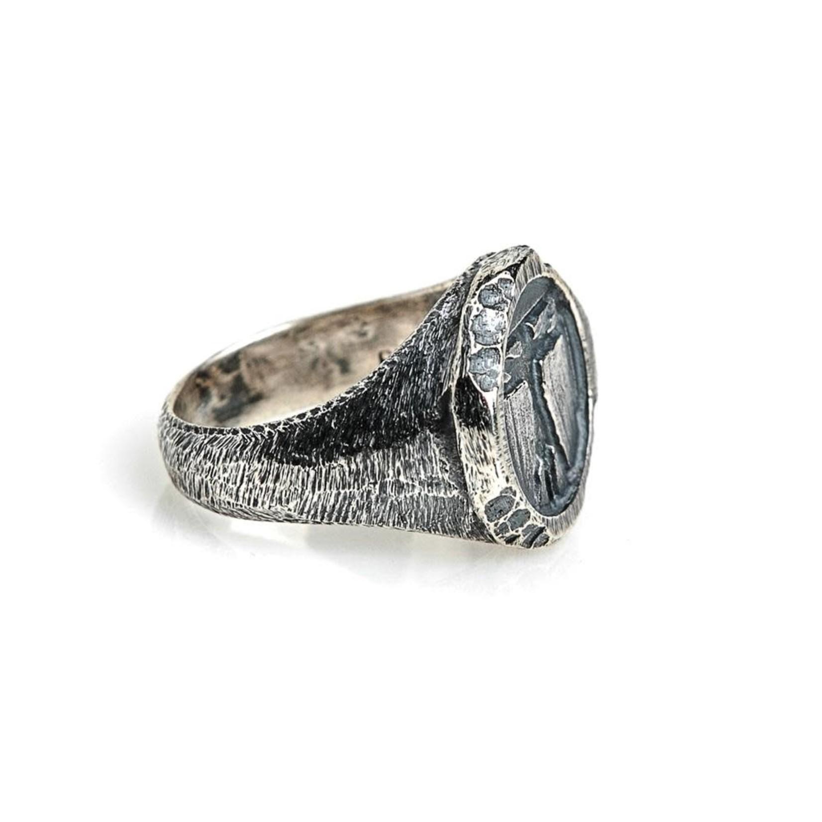 Buck Palmer Vitruvian Ring