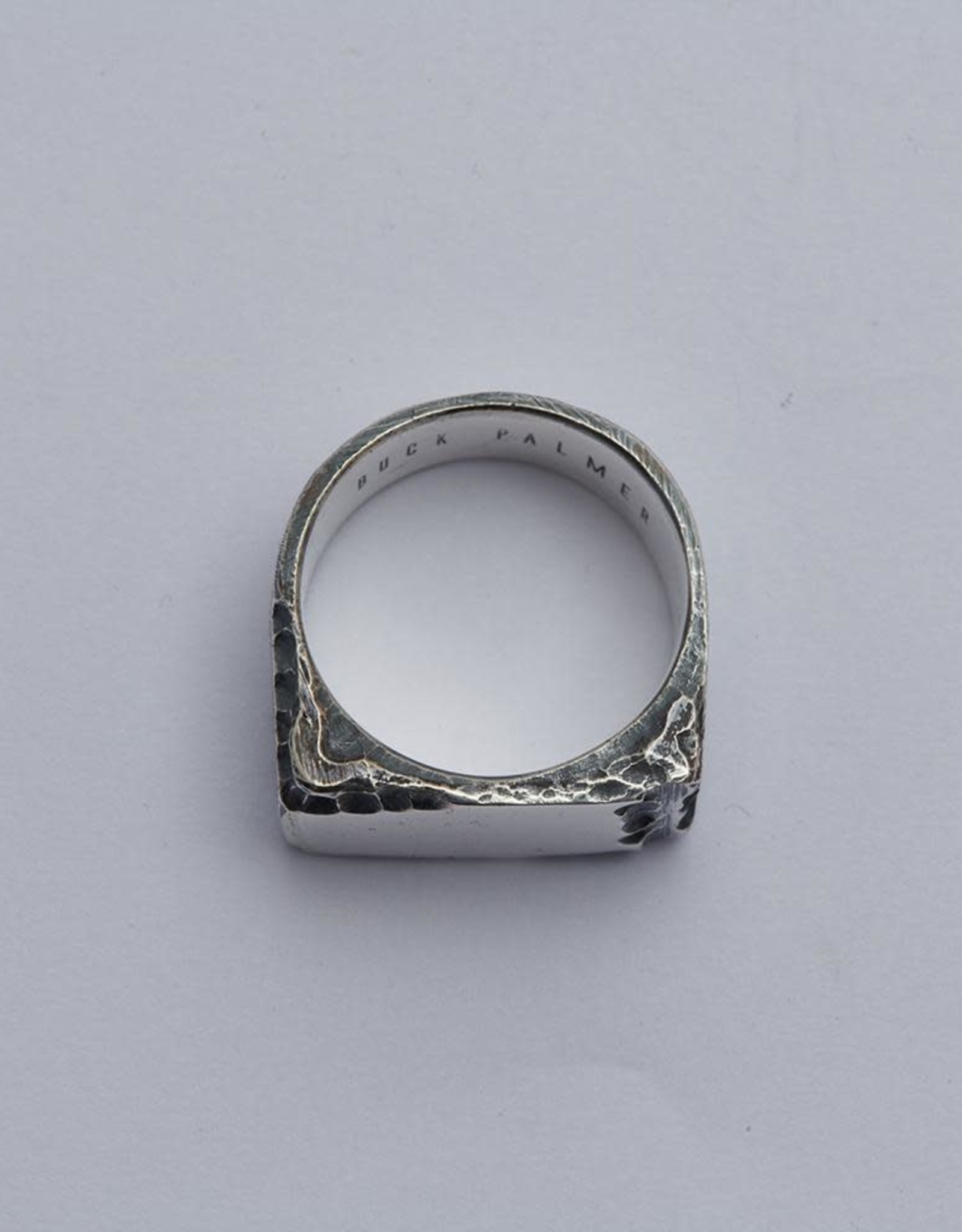 Buck Palmer Flat Ring