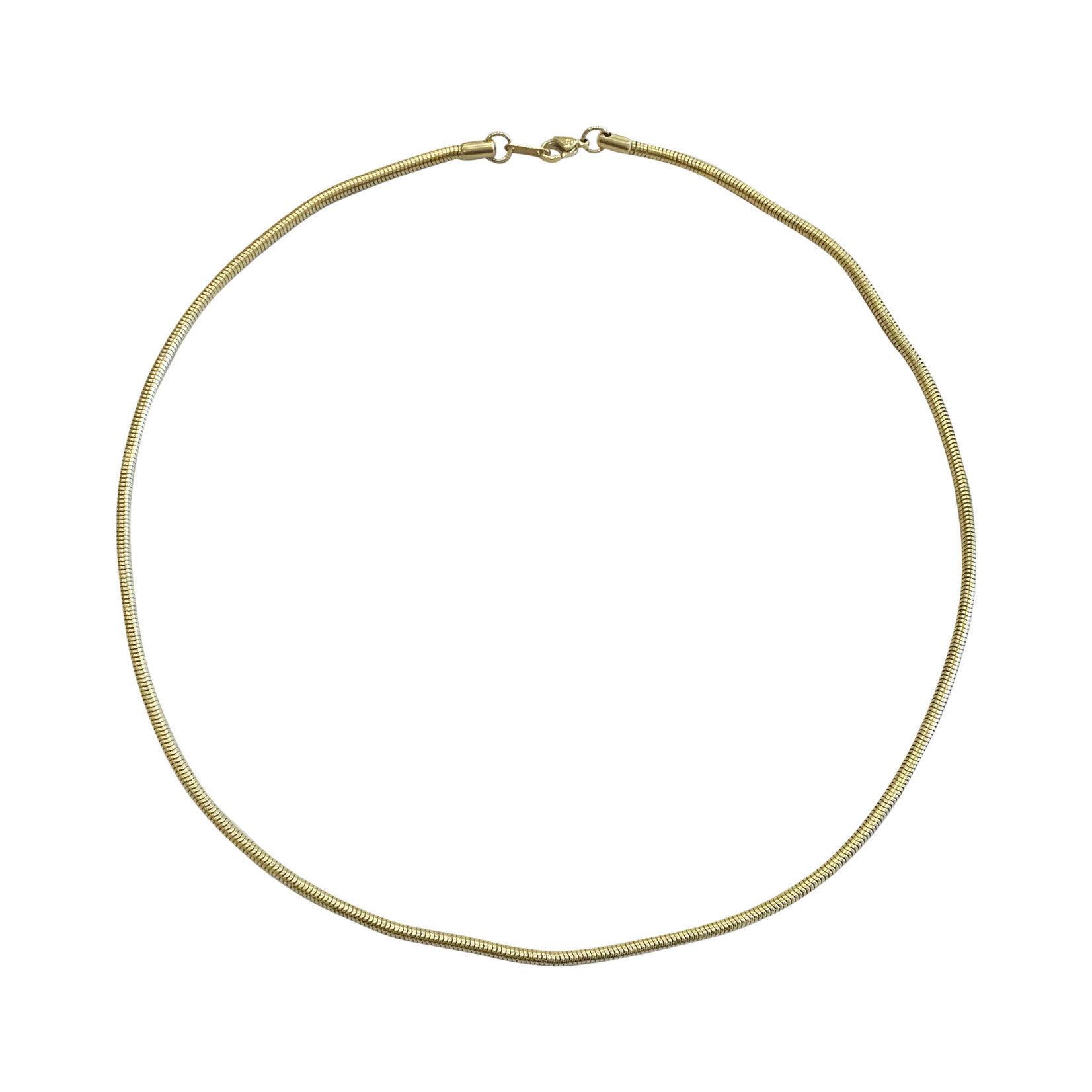 Cocoon Chain Necklace