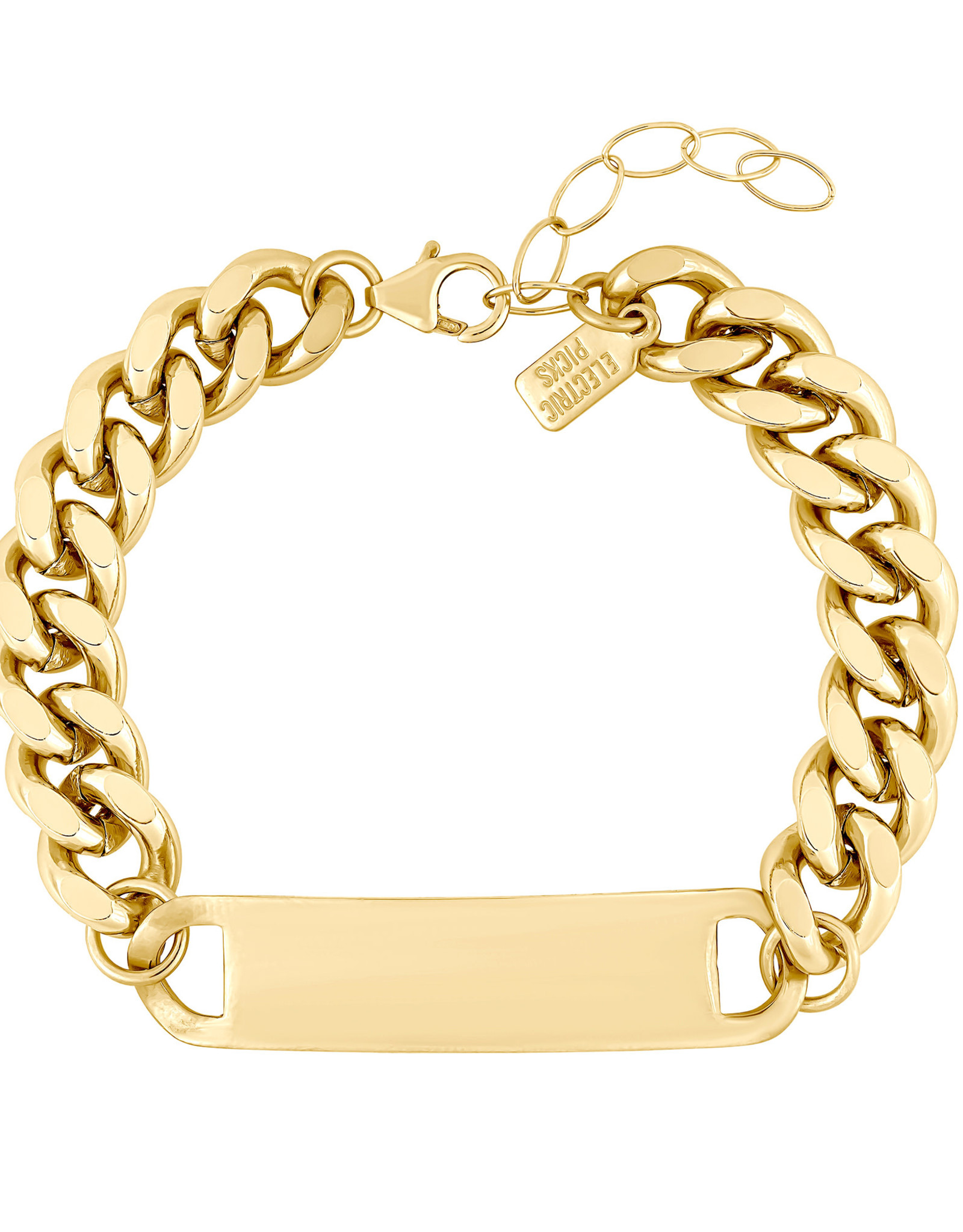 Electric Picks ID Bracelet