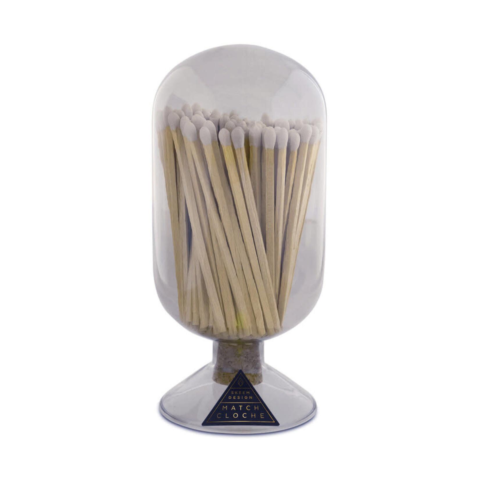 Wyld Blue Home Match Cloche Smoke