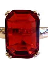 Wyld Blue Ruby Ring