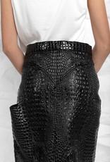 Esant Croco Skirt