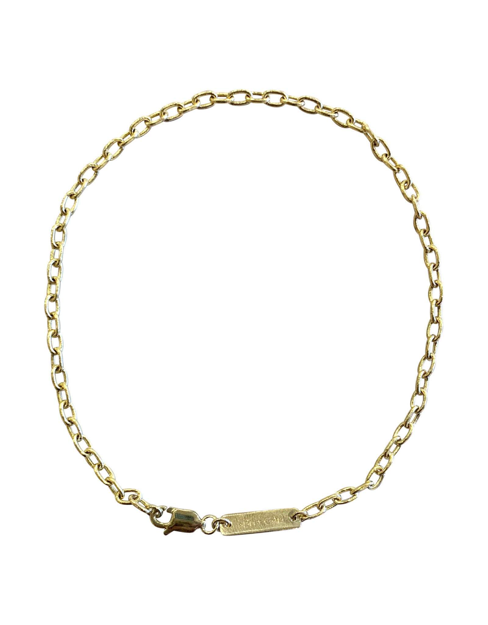 KBH Jewels Gold Chain Gabriela Anklet