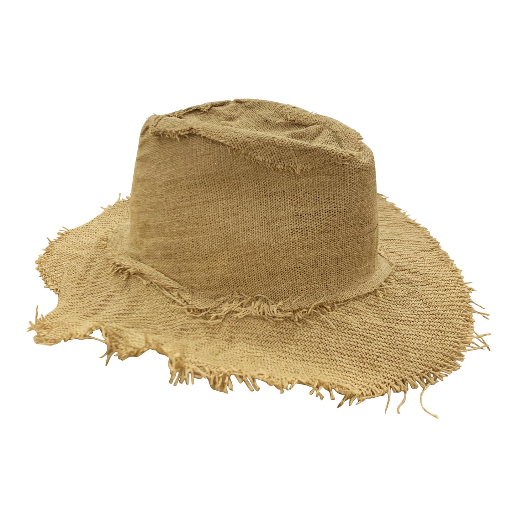 Reinhard Plank Beghe S Yute Natural Straw Hat