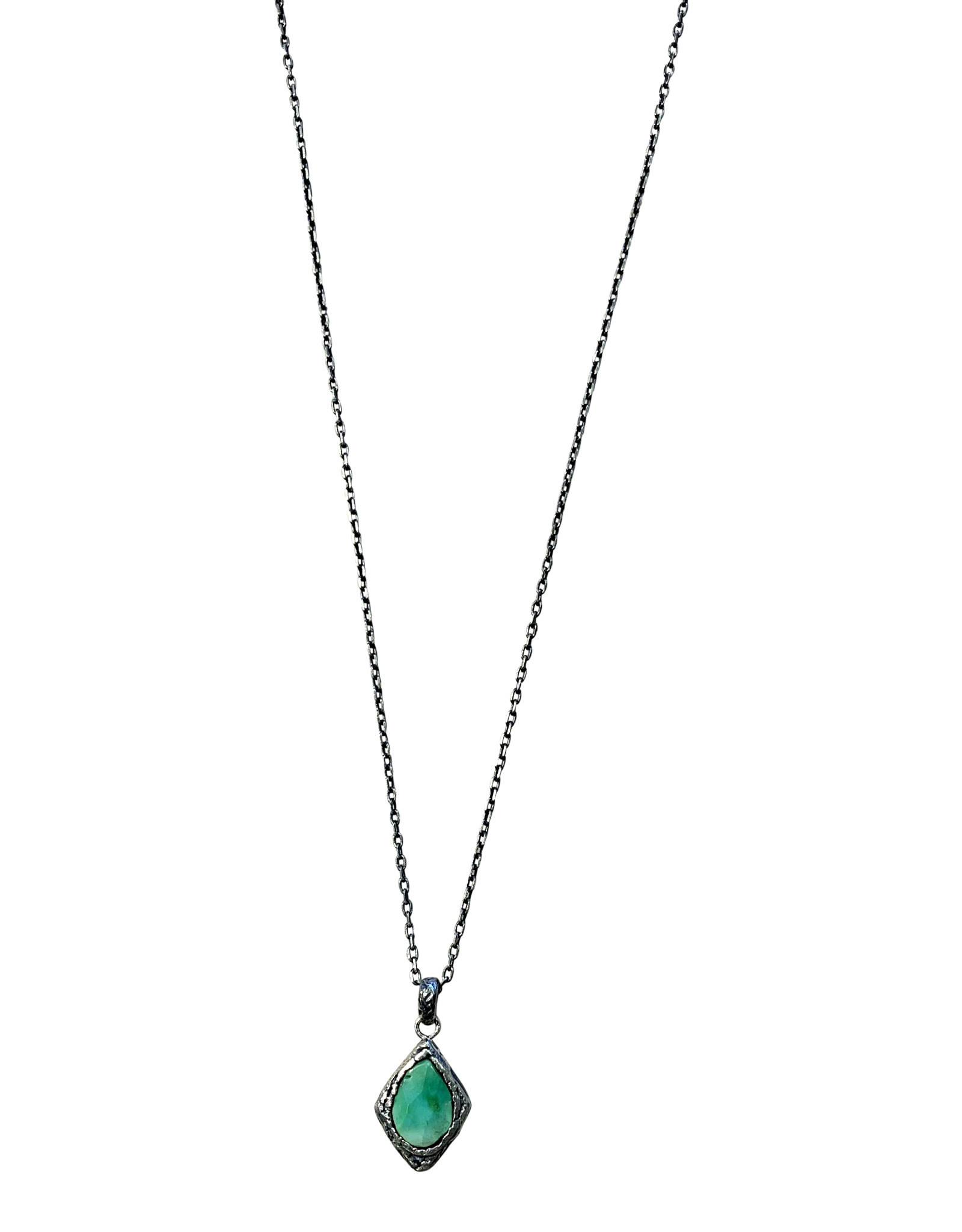 Buck Palmer Turquoise Opal Necklace