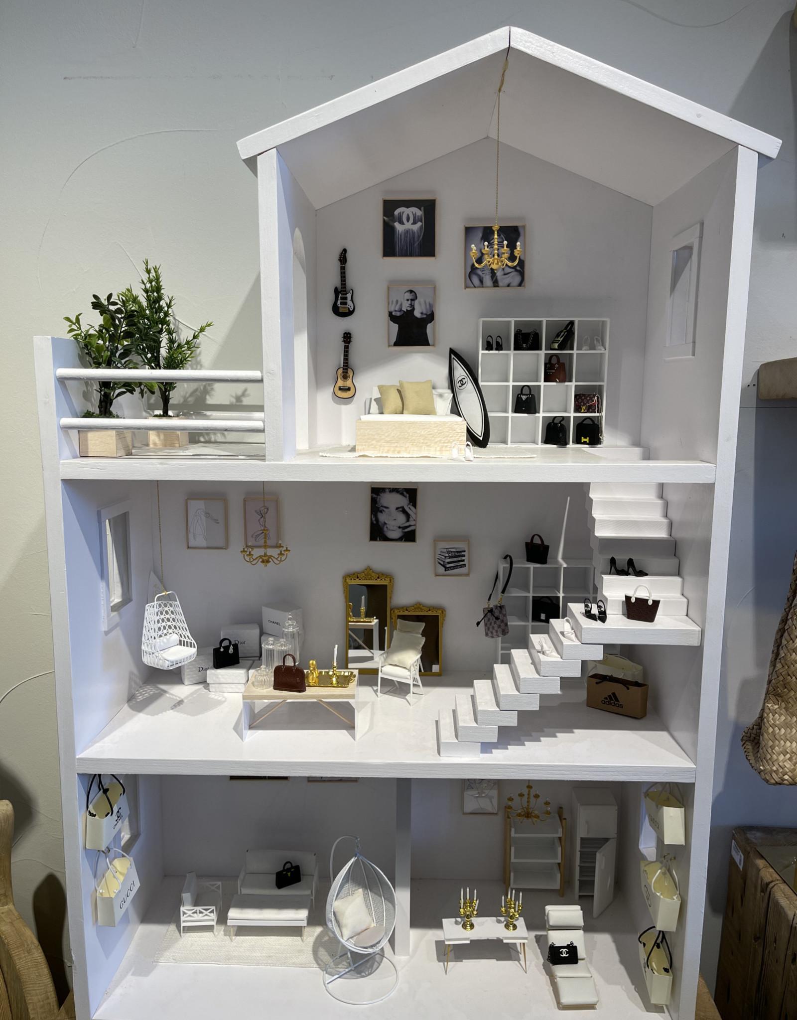 Wyld Blue Home Epic Dollhouse