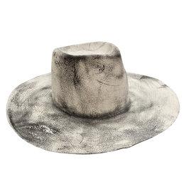 Reinhard Plank Nana Lapin Hat Marble Waxed