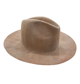 Reinhard Plank Norma Lapin Hat Rust Washed
