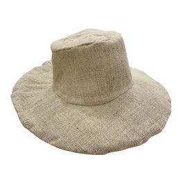 Reinhard Plank Tom Yute Hat Natural Straw