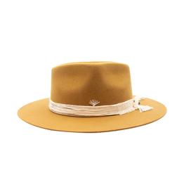Tuluminati Rahui Mostaza Hat Mustard Wool M