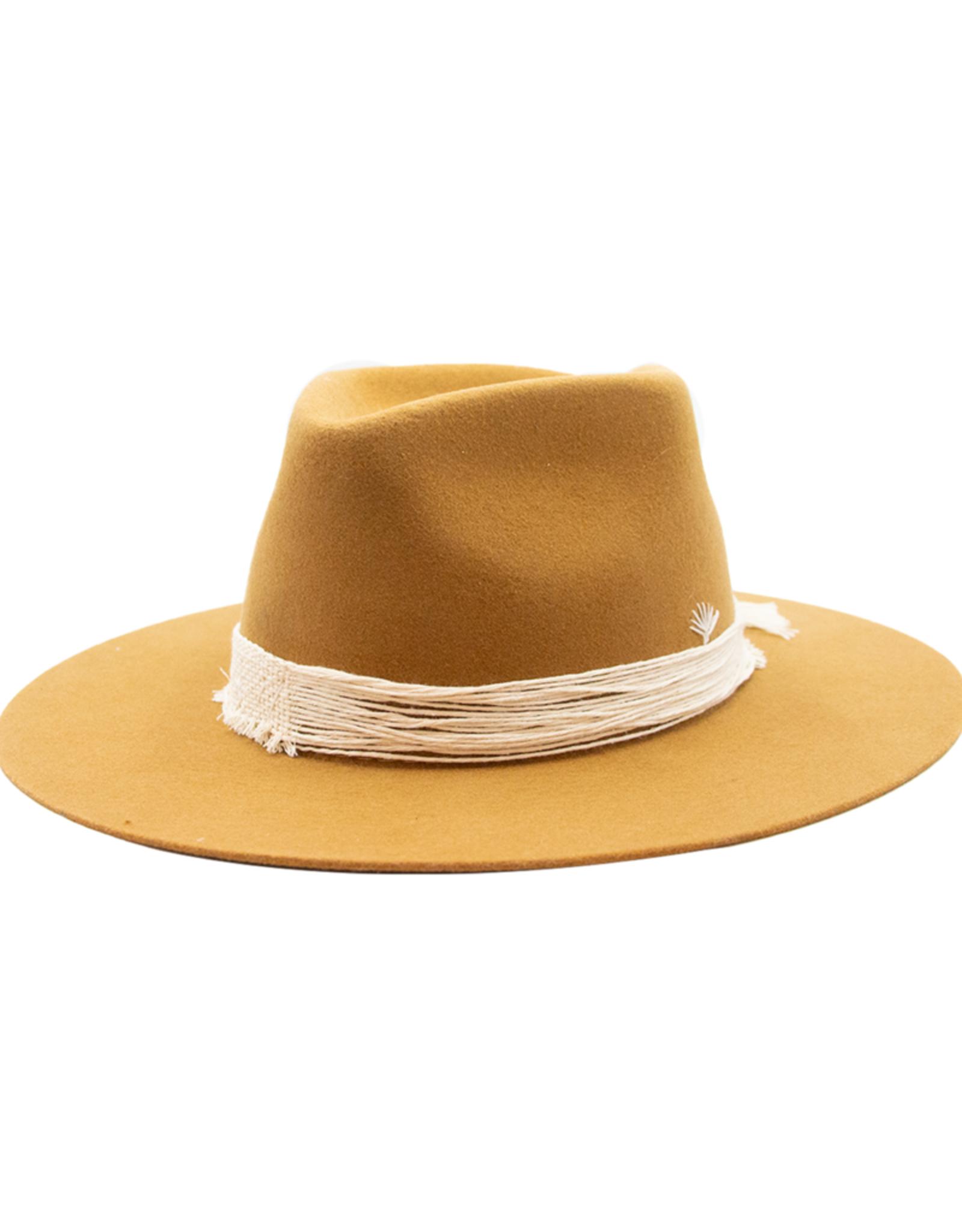 Tuluminati Mostaza Hat Mustard Wool M