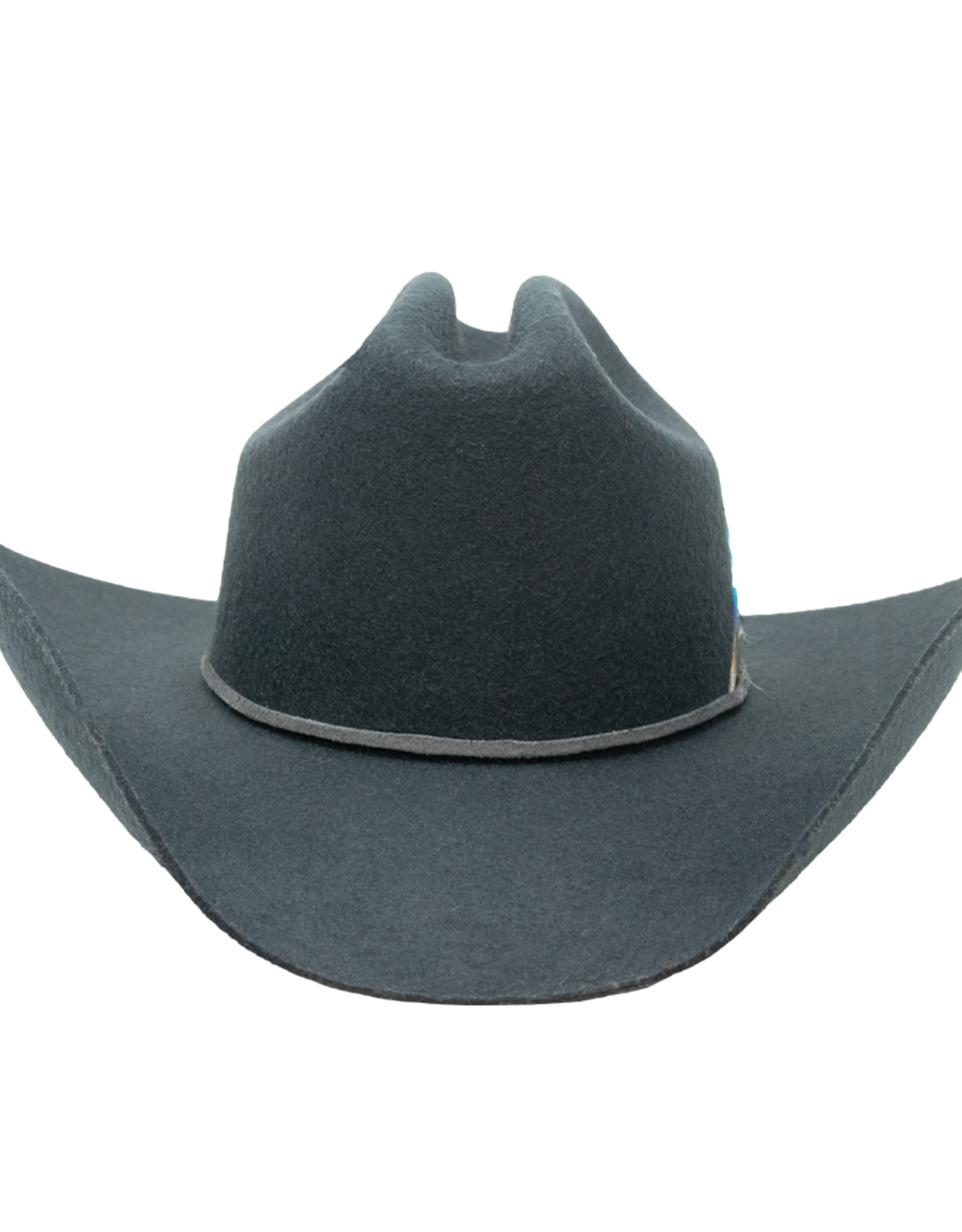 Tuluminati Maluk Hat Gray Wool M
