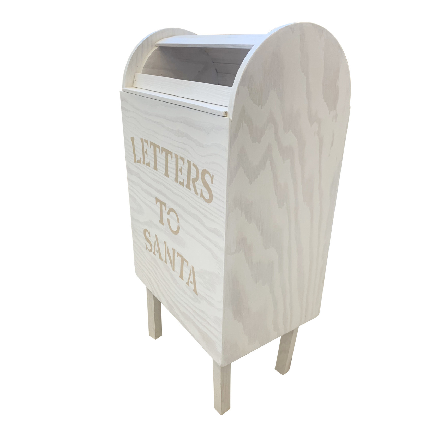 Wyld Blue Home Letters to Santa Mailbox